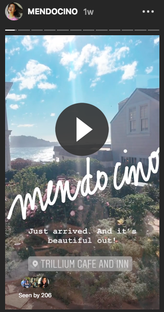 mendocino ca story highlight