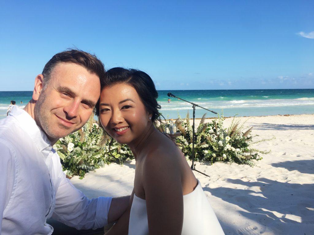 tulum wedding guests