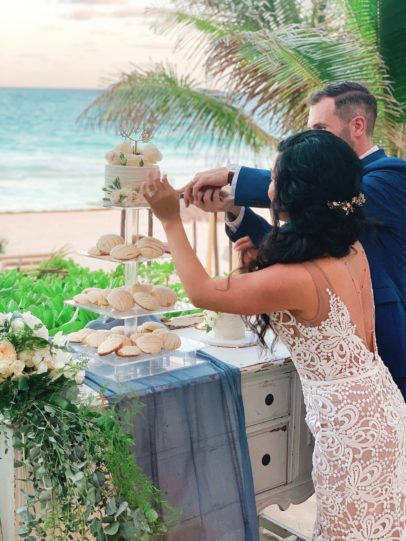 tulum wedding at nest tulum