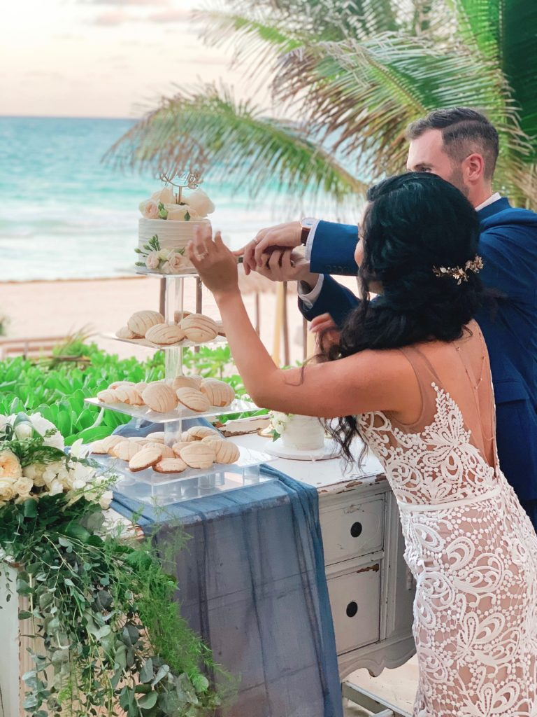 tulum wedding at nest tulum