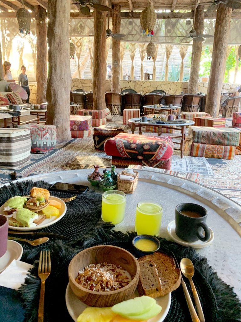 Nomade Tulum restaurant Macondo